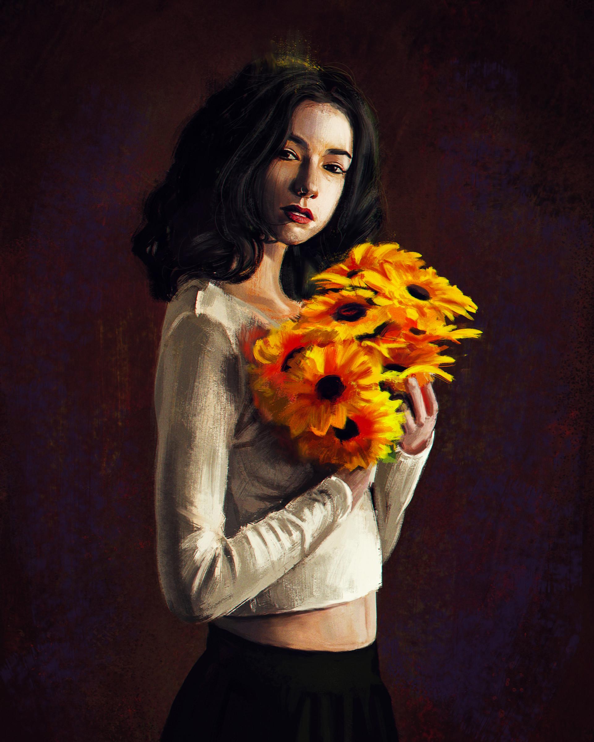 John dervishi sunflower3 resized