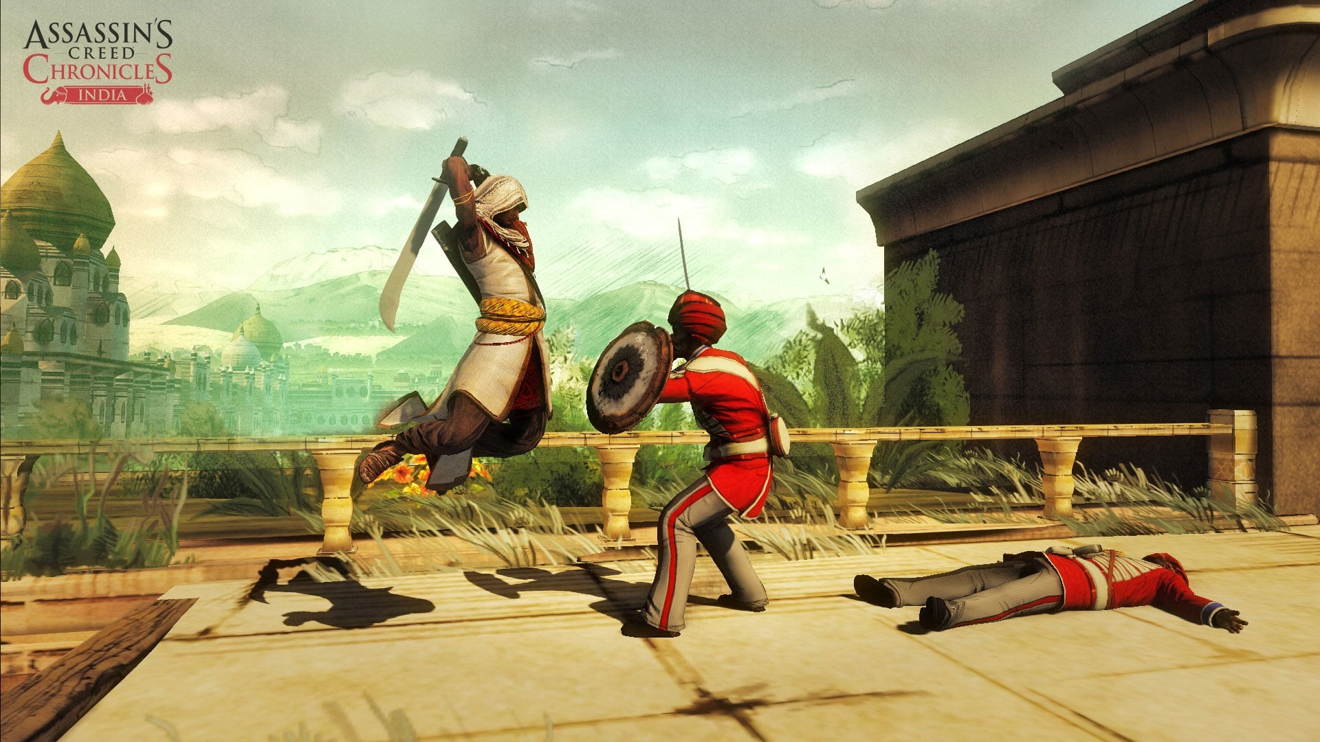 Rachel noy assassin s creed chronicles india 4