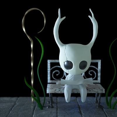 Chris kessler hollowknight v2 render