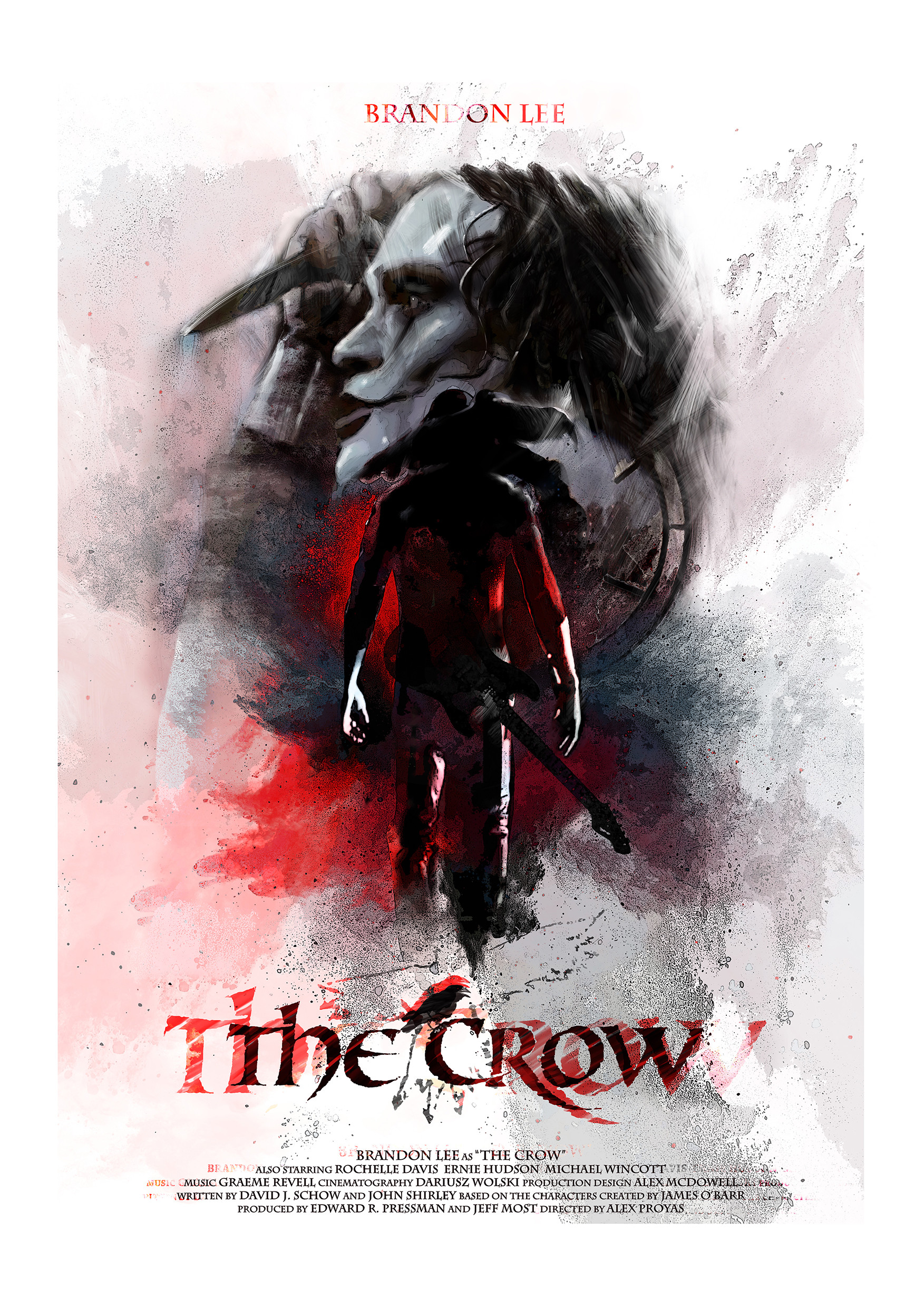 Alex tsoucas the crow