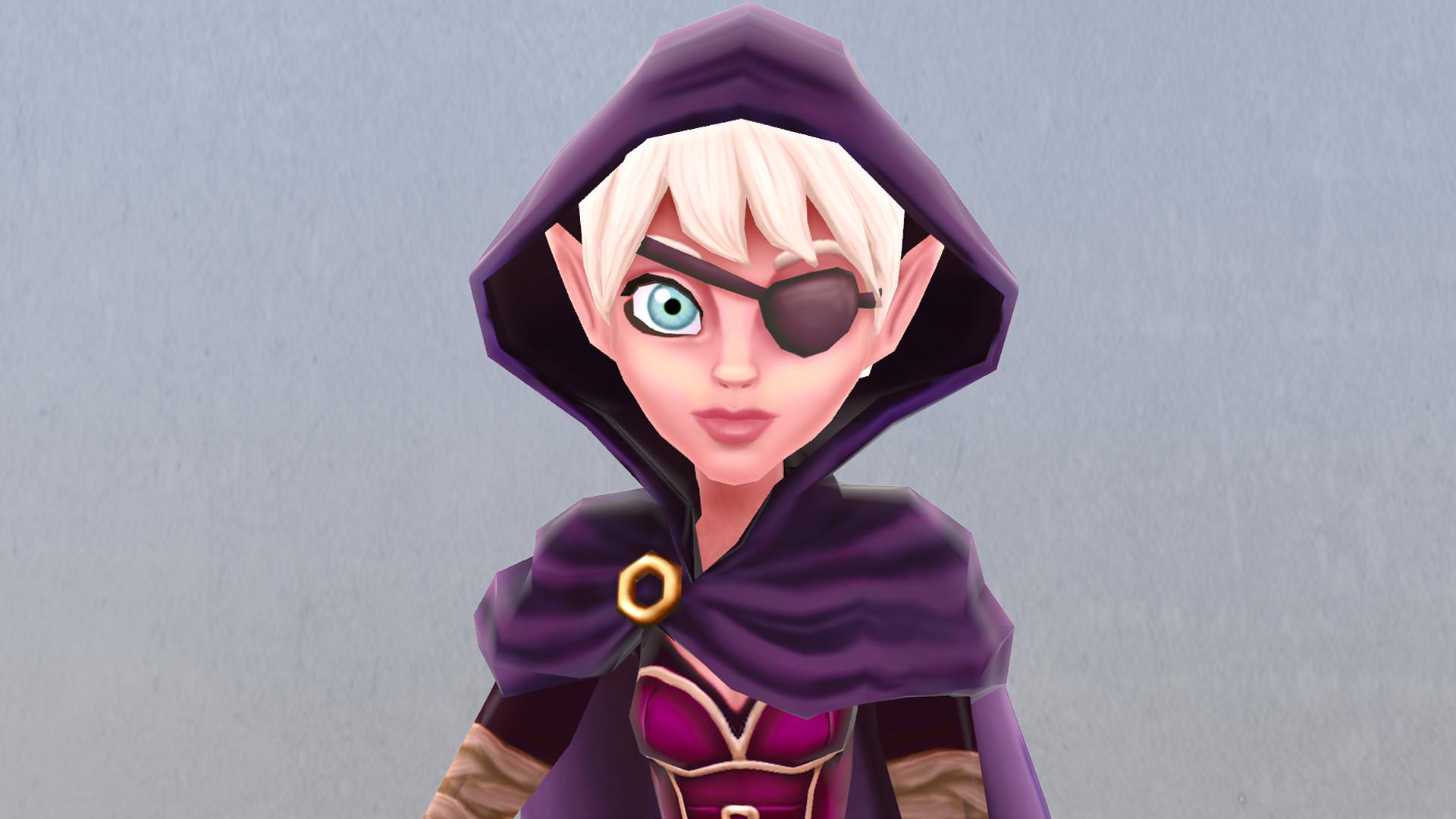 Lara bendoris rogue2