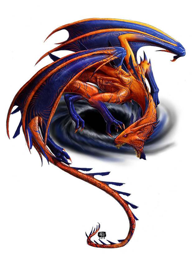 Warp Dragon