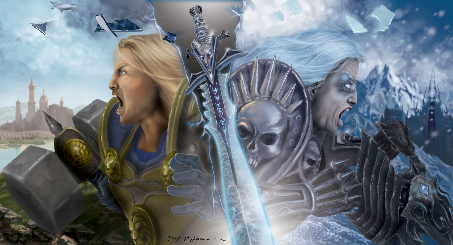 Melody Howatson Arthas Lich King