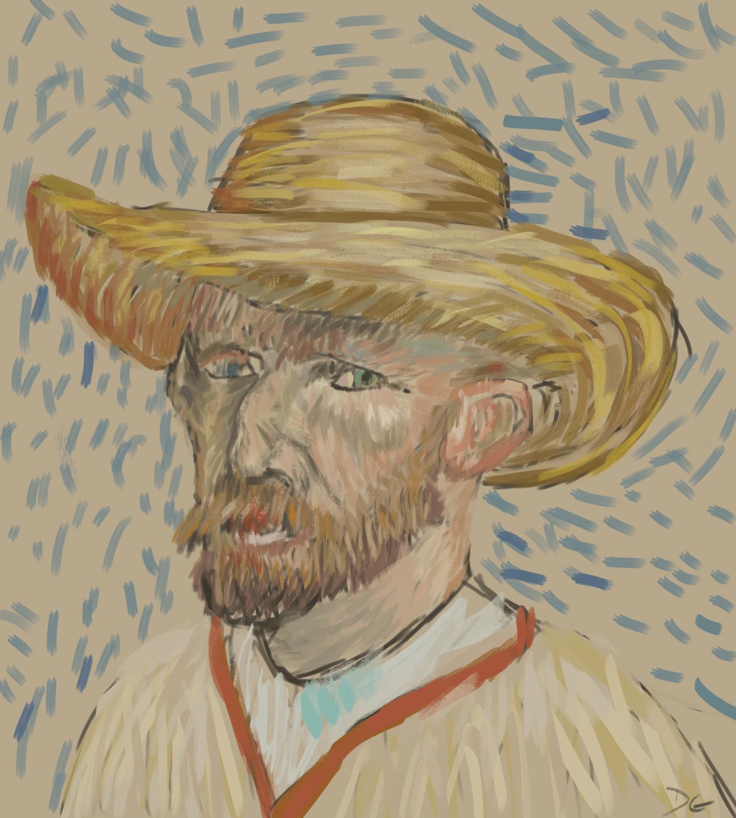Van Gogh Pastiche