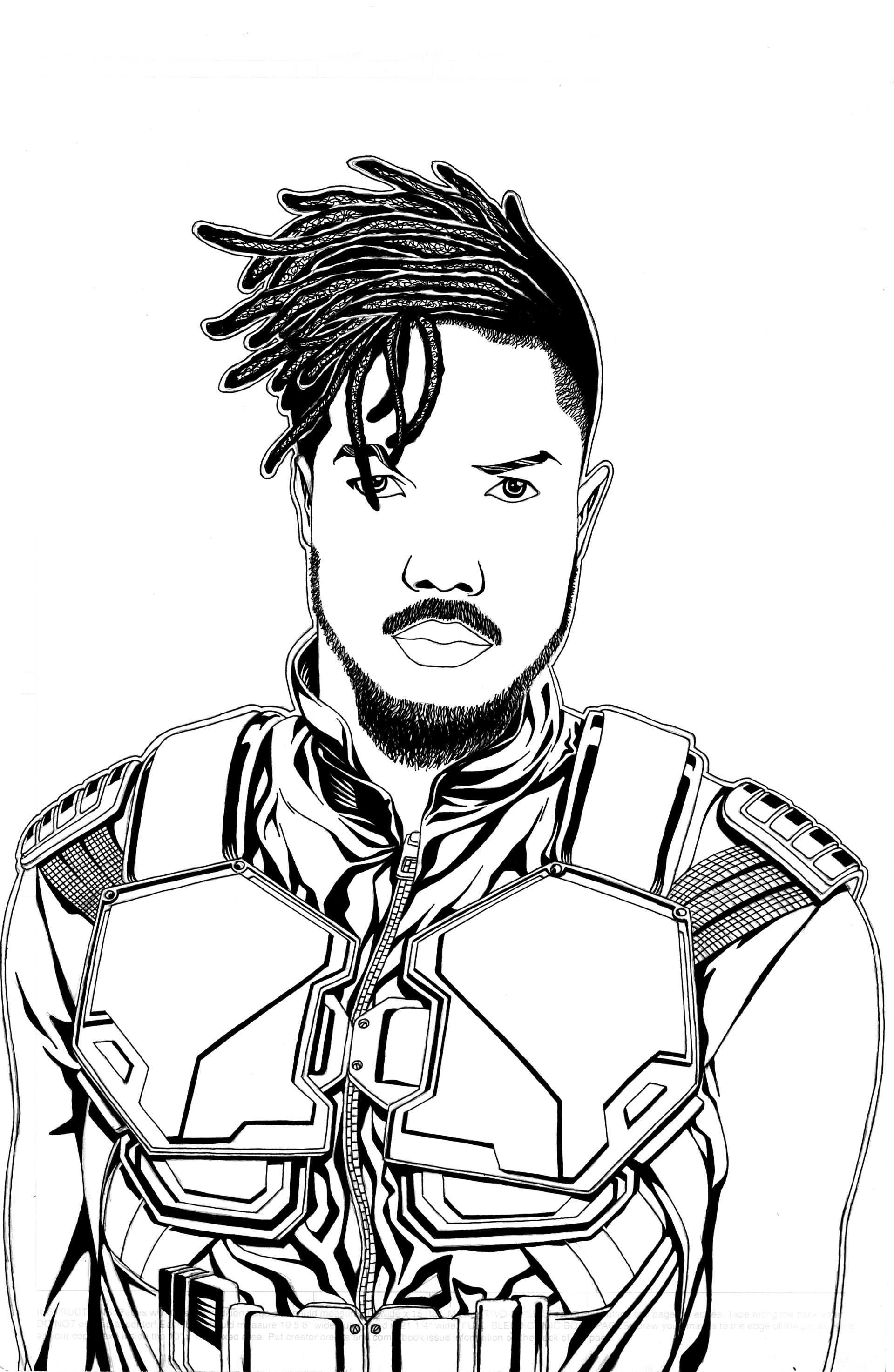 Christopher Taylor Black Panther