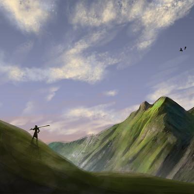Felipe obando landscape2