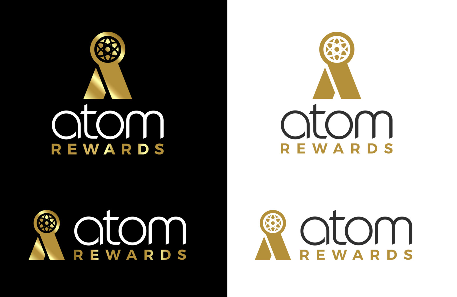 Atom: Rewards Branding
