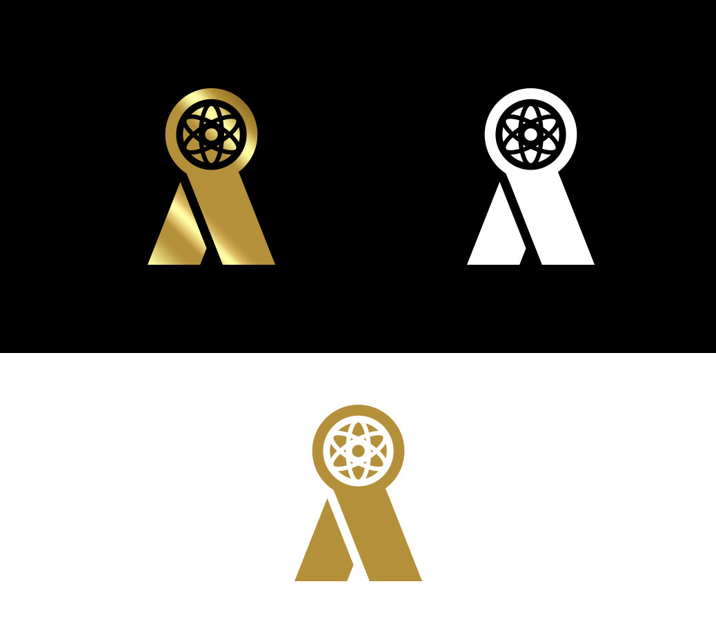 Brian borowiec medal rewards logomark