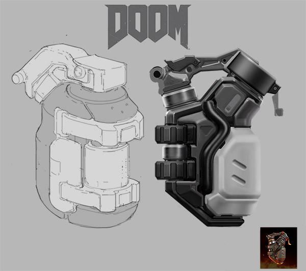 Doom Grenades