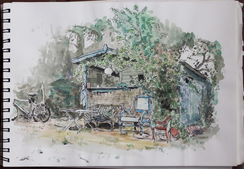 My Garden Hut