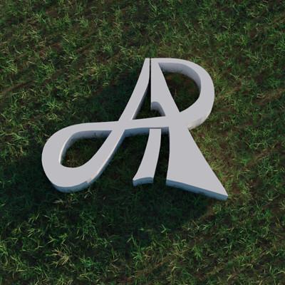 Andrew popa grass logo variation