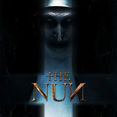 'The Nun' promo posters