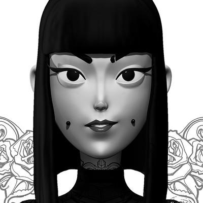 Girl Gotic