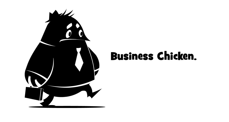 Glenn melenhorst businesschicken