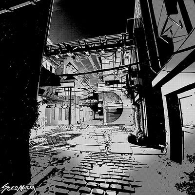 Maika sozo alley manga small