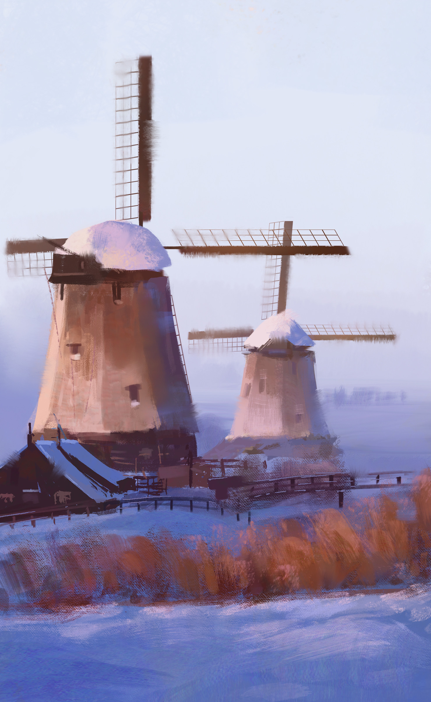 Jack dowell windmill study