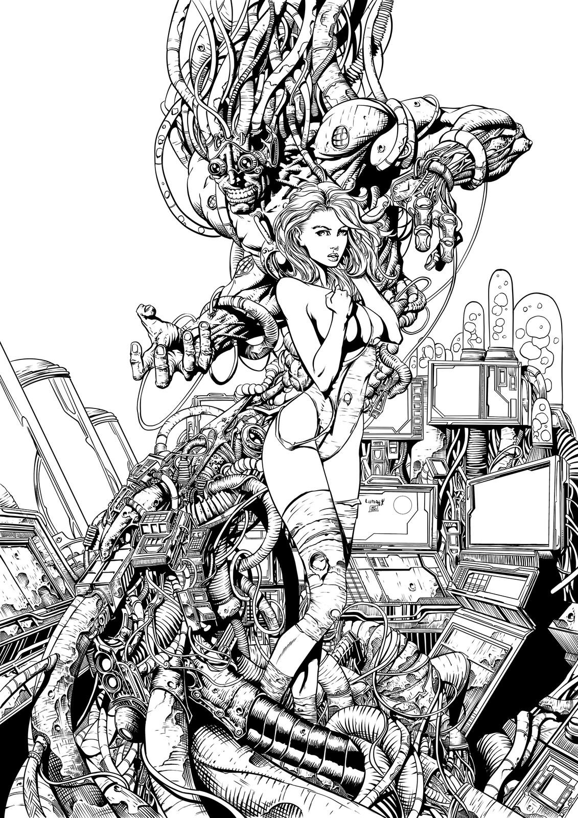 Cyberpunk K.R.I.G.A.Z.