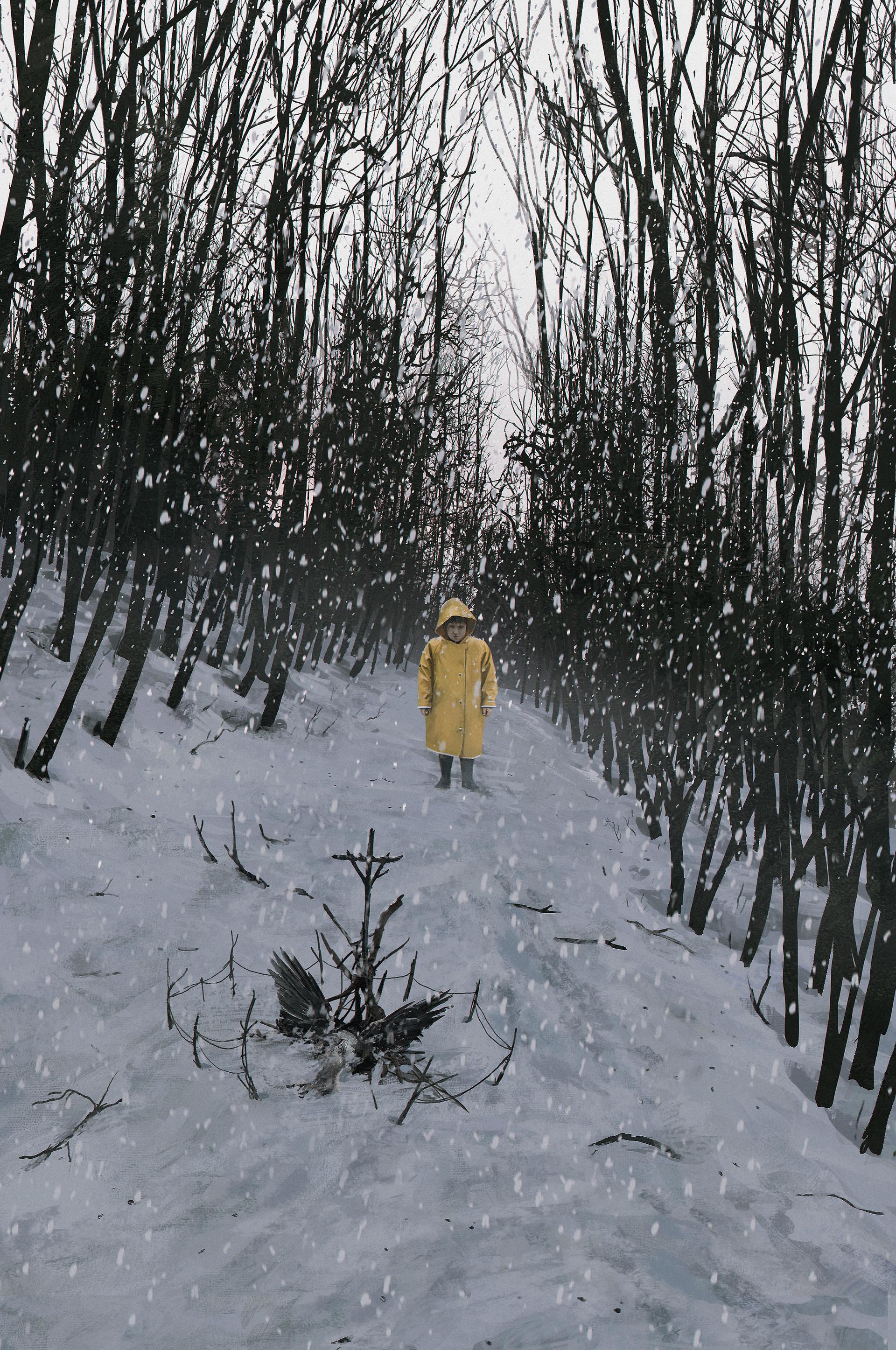 Vincenzo lamolinara a wood