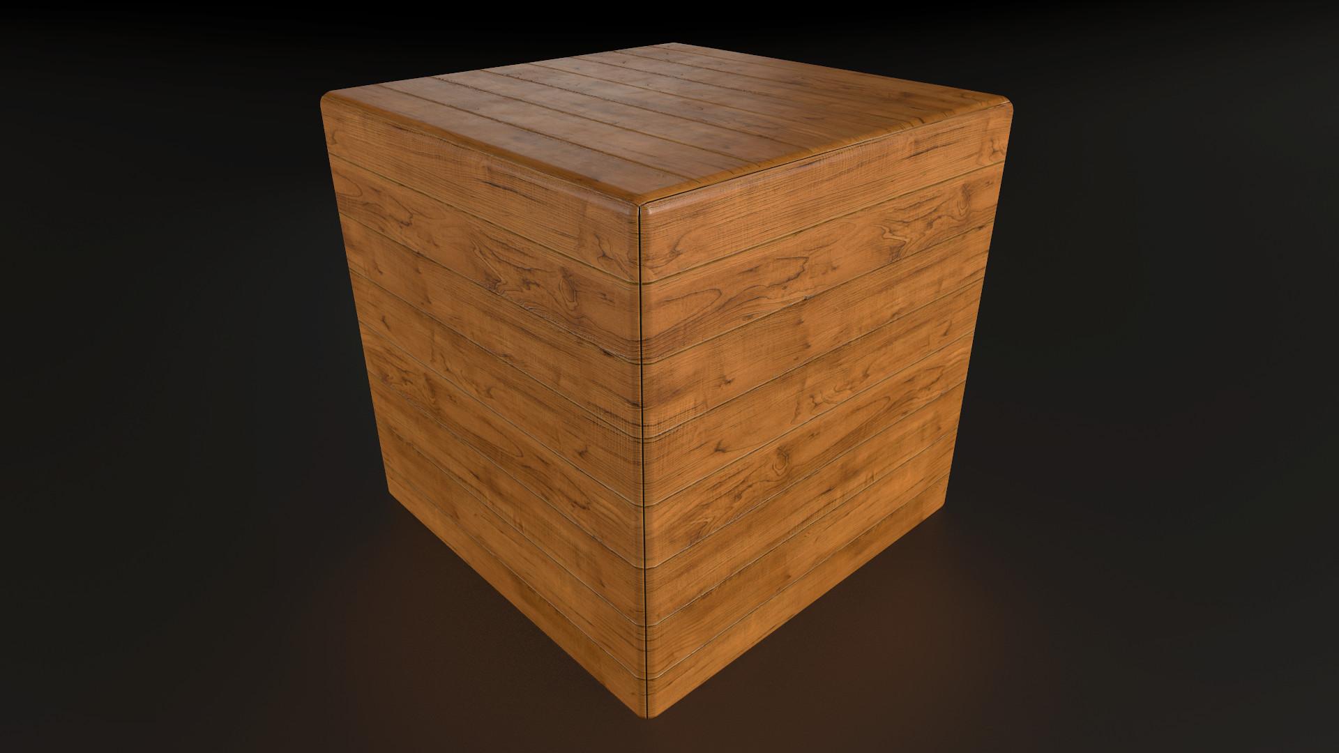 Axel loreman woodcube