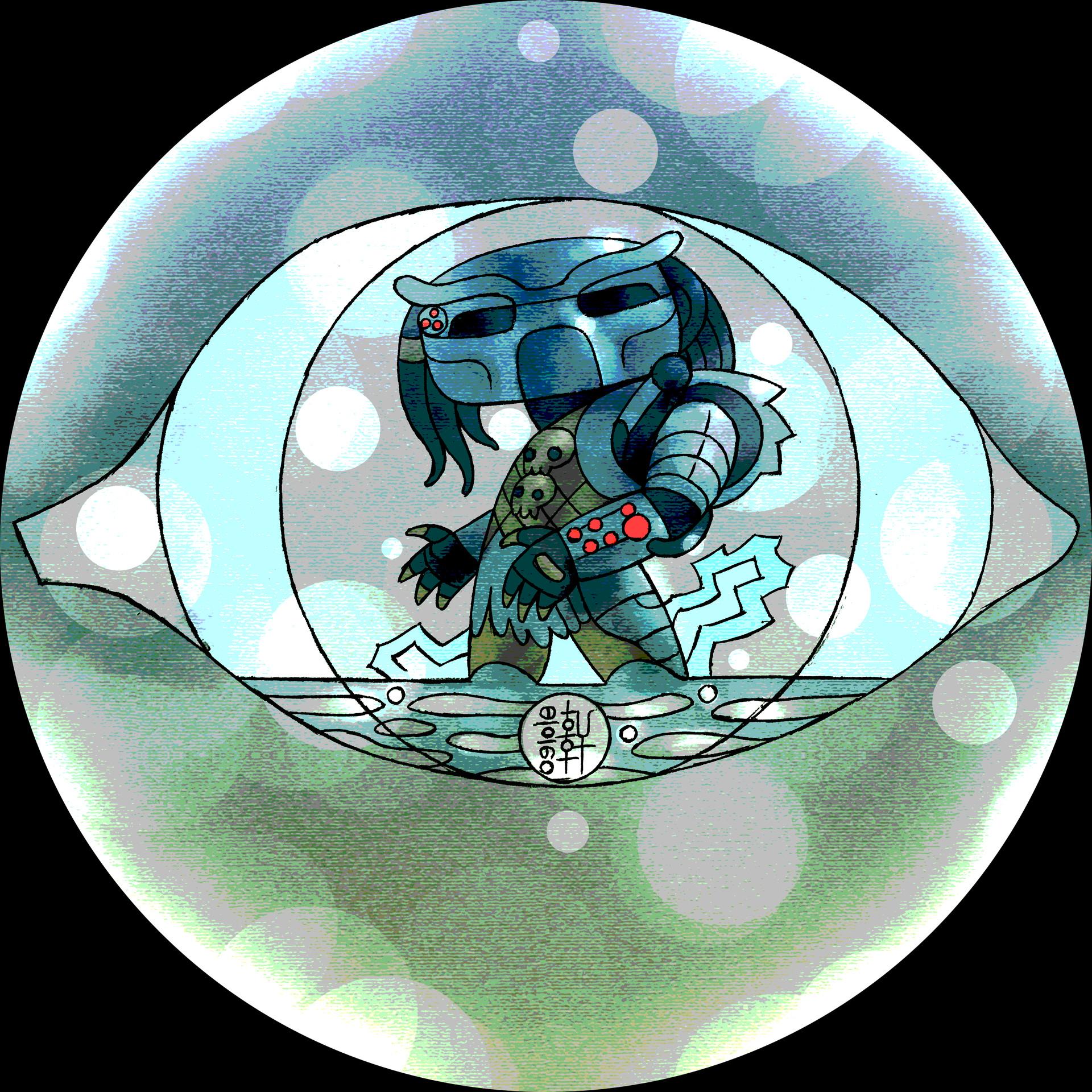 Eric lynx lin predator 091018