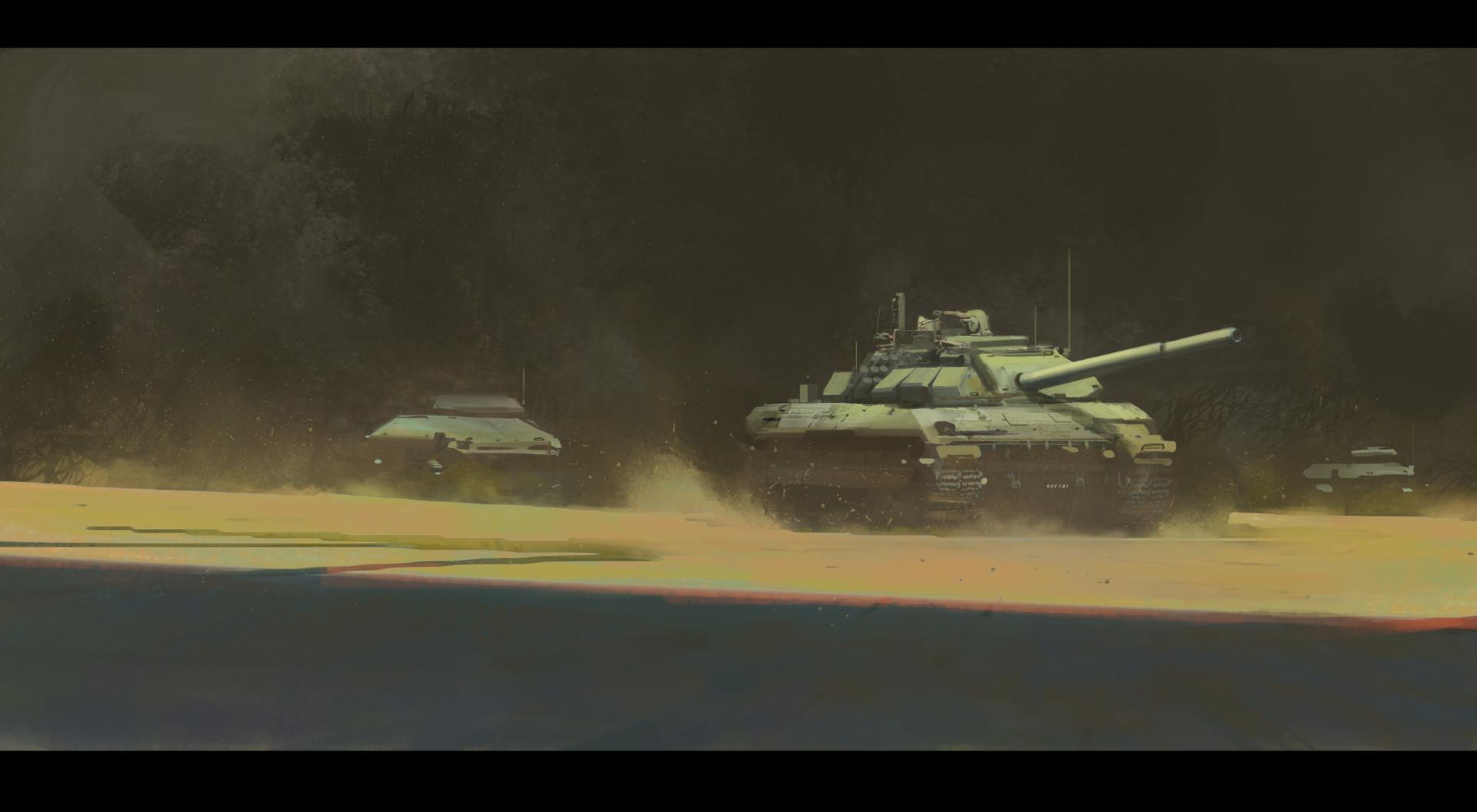 Sathish kumar tank