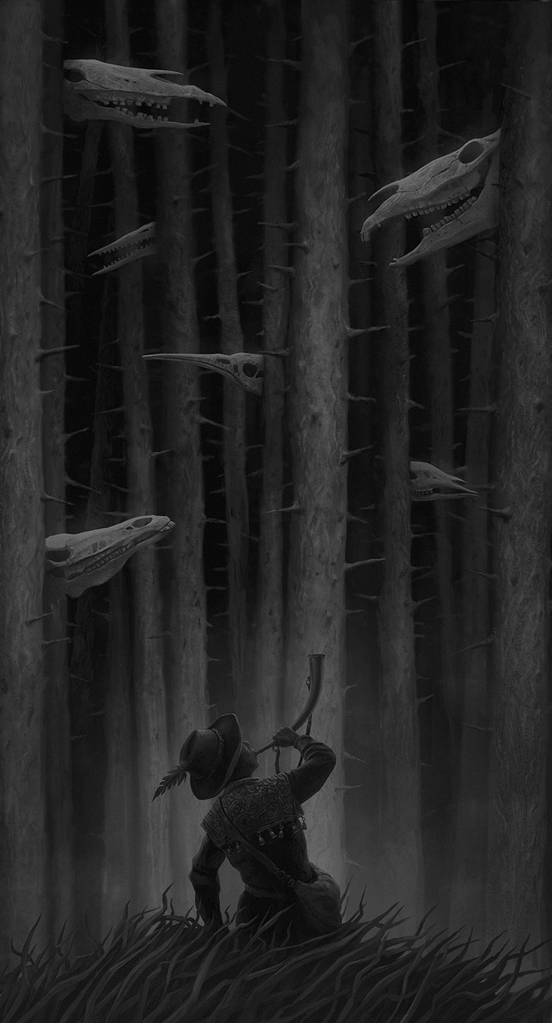 Alexey egorov black forest