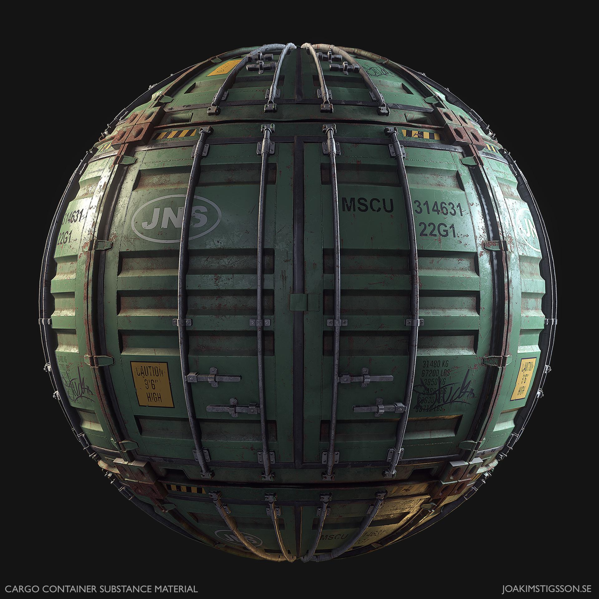 Joakim stigsson cargocontainer 01 sphere1