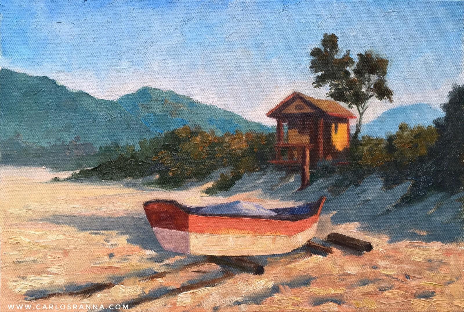Lagoinha Beach