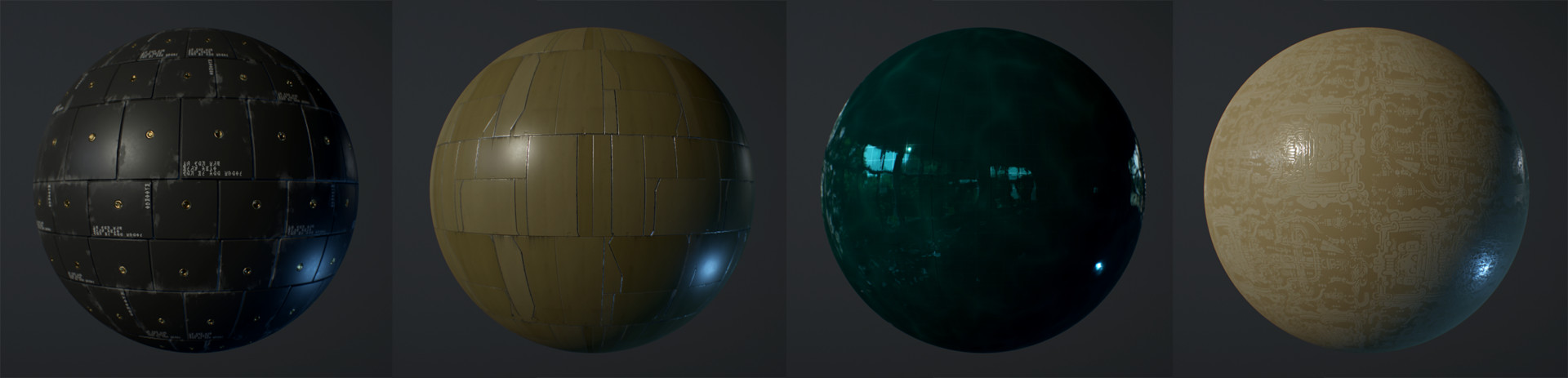 Substance Materials Sample