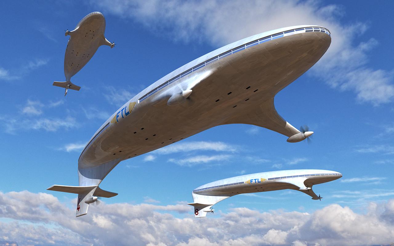 Mario merino touring airships