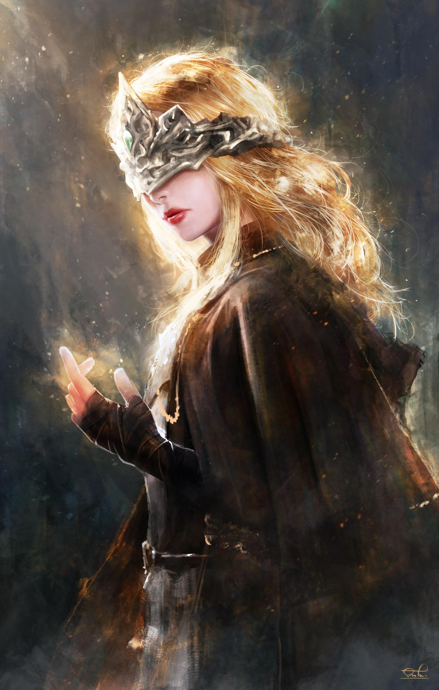 Kittichai reaungchaichan razaras fire keeper darksouls iii