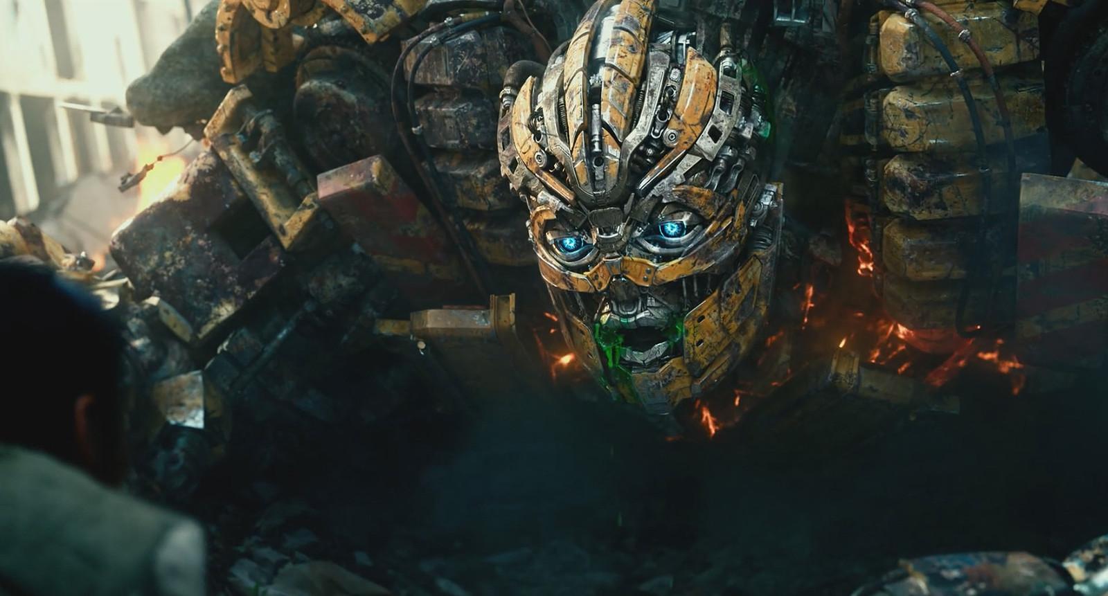 (Transformers: The Last Knight - ILM) Canopy - Head Model
