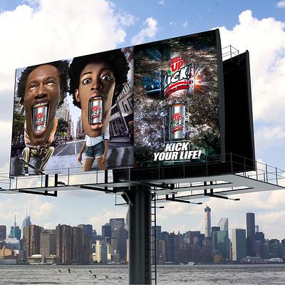 Auduge lydia billboard mockup 4 4