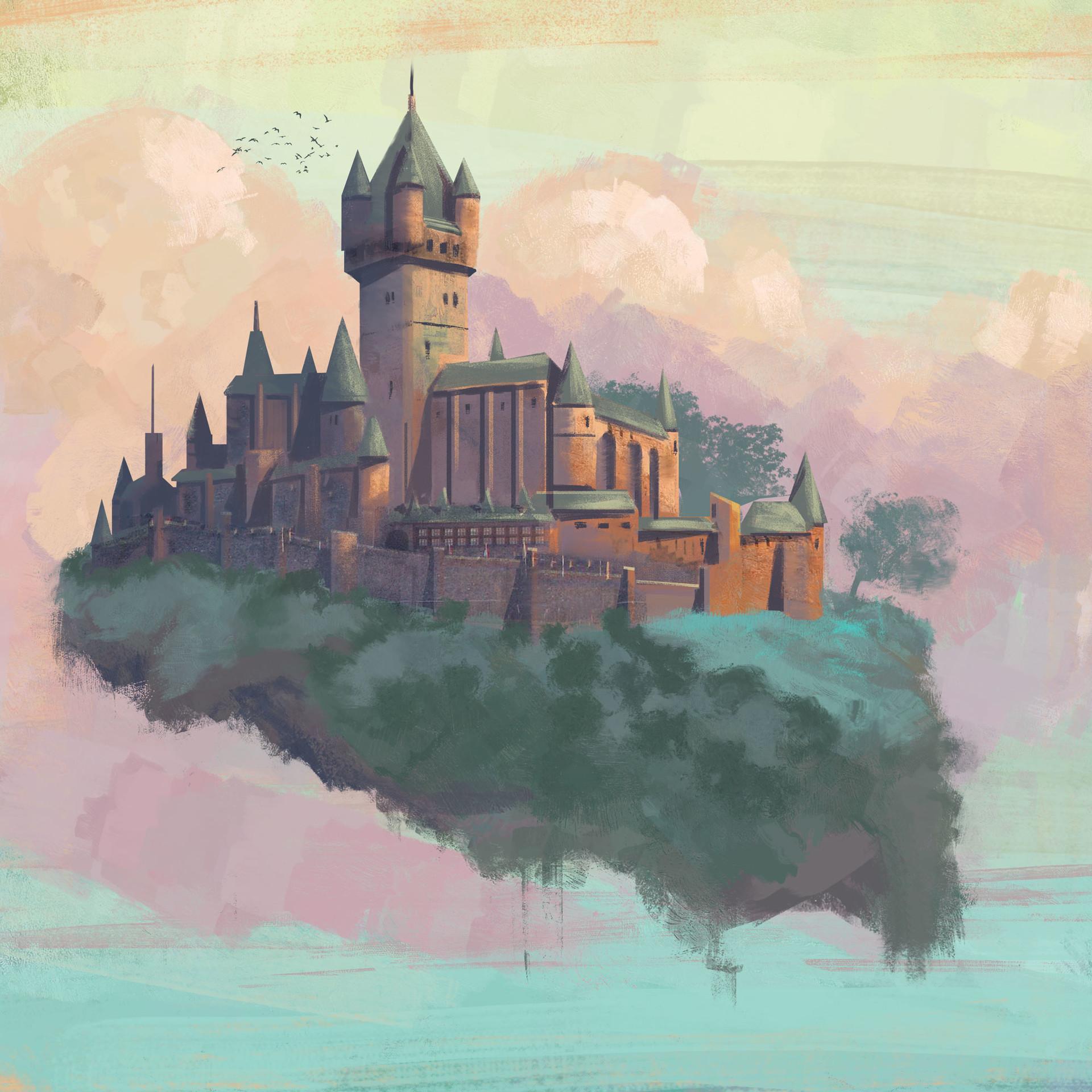 Sabina lewis 02 castle
