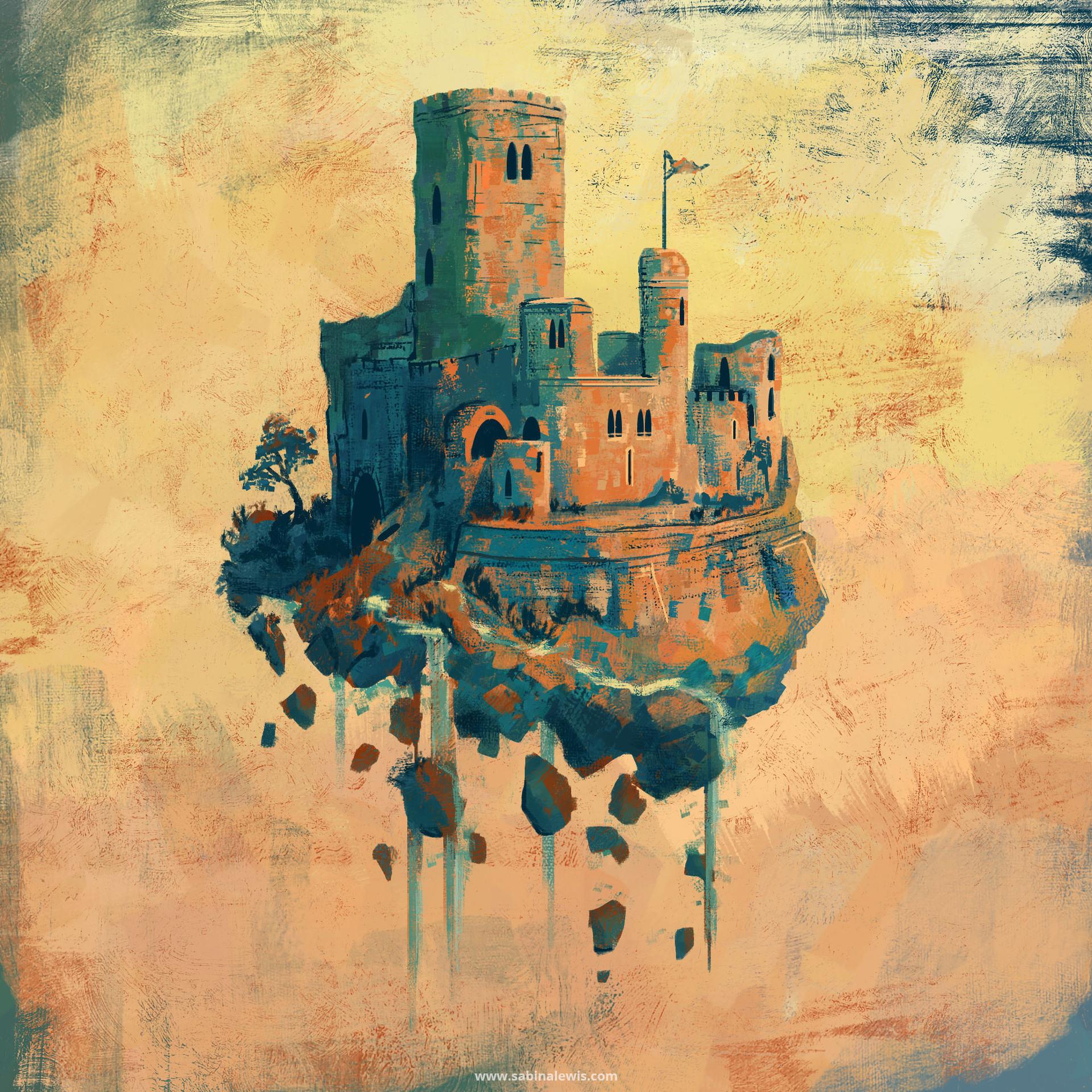 Sabina lewis 01 castle