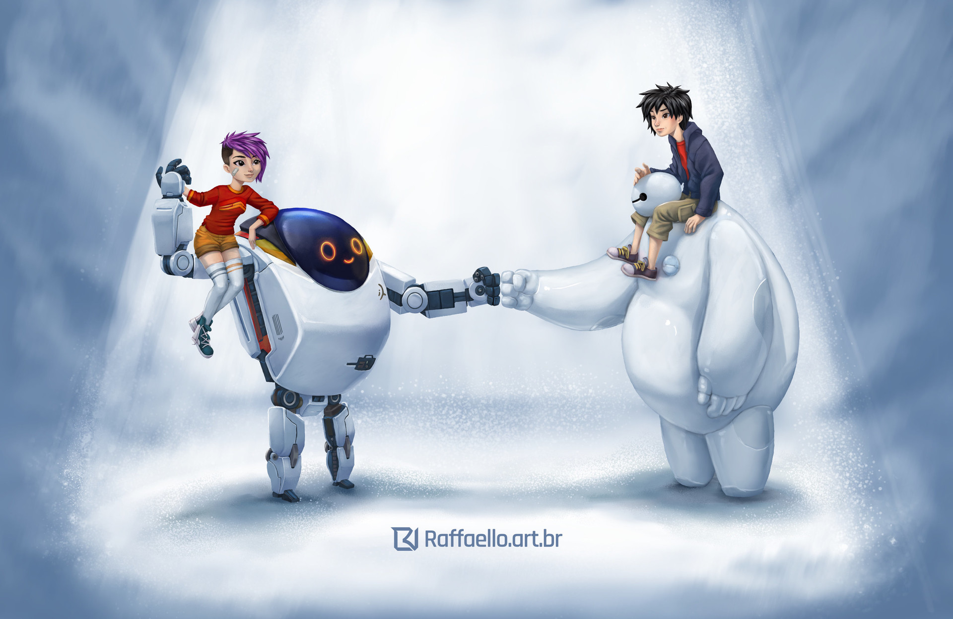 NextGen and Big Hero 6