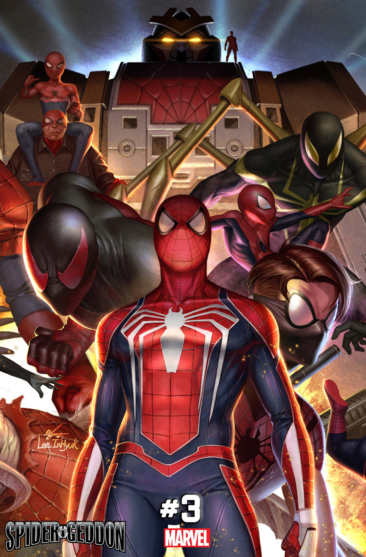 Inhyuk lee spider geddon 3 2