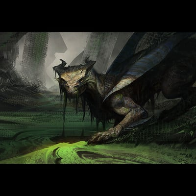 Ahmx hilmi swamp dragon