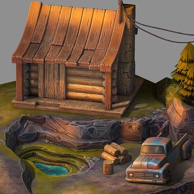 Alireza heidari 1 cabin preview