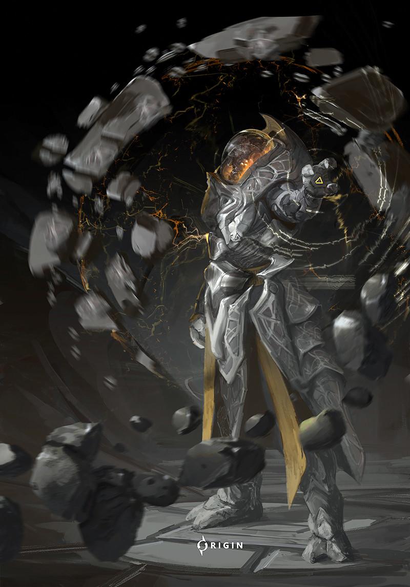 Project Origin - Villain 01