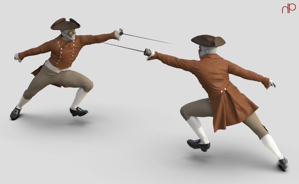 Hans palacios hanspalacios duel 00