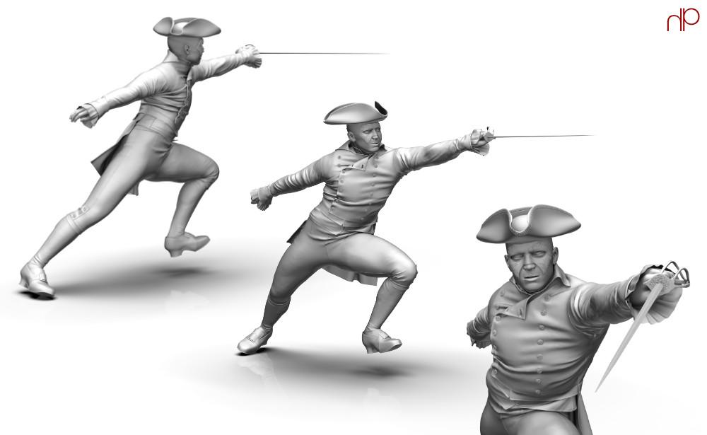 Hans palacios hanspalacios duel 06