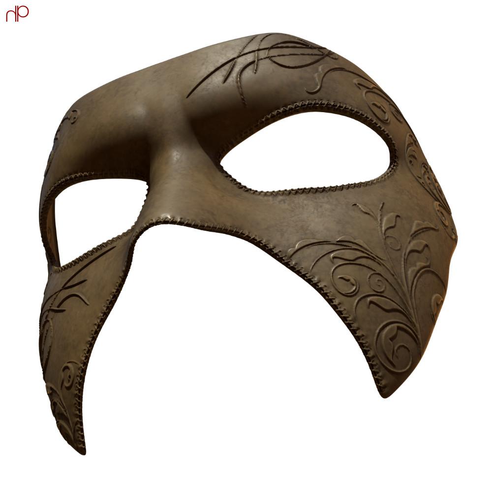 Hans palacios hanspalacios duel mask 02