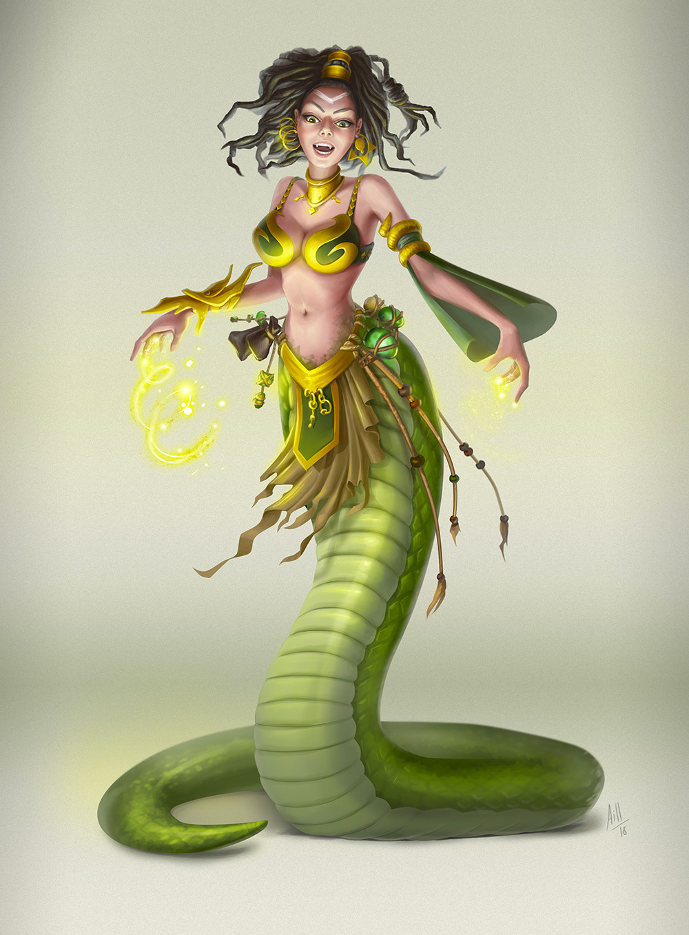 lamia mythical creature