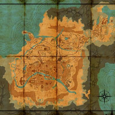 Jason hazelroth worldmap 4