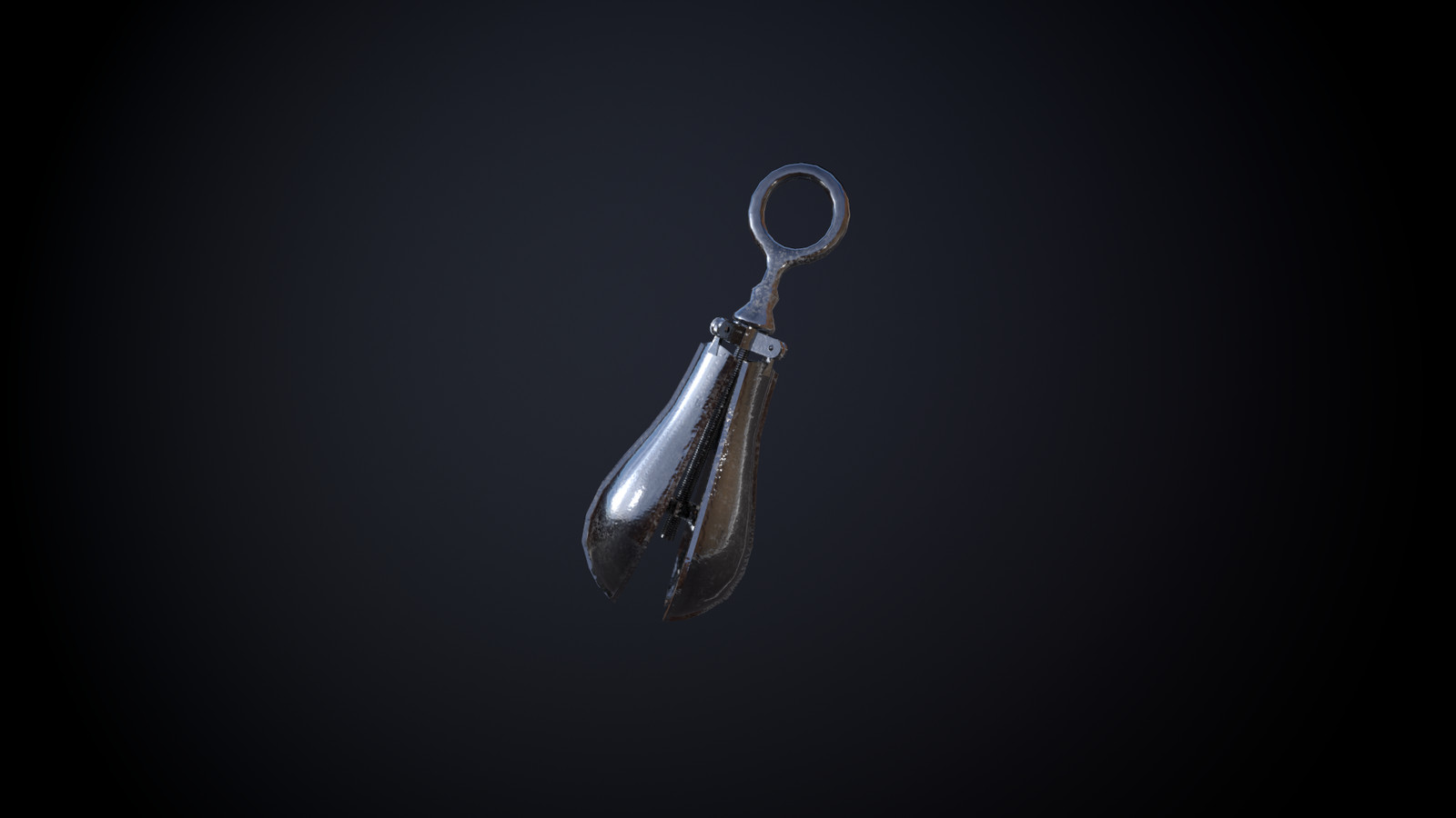 Pear of Anguish - 3551 tris