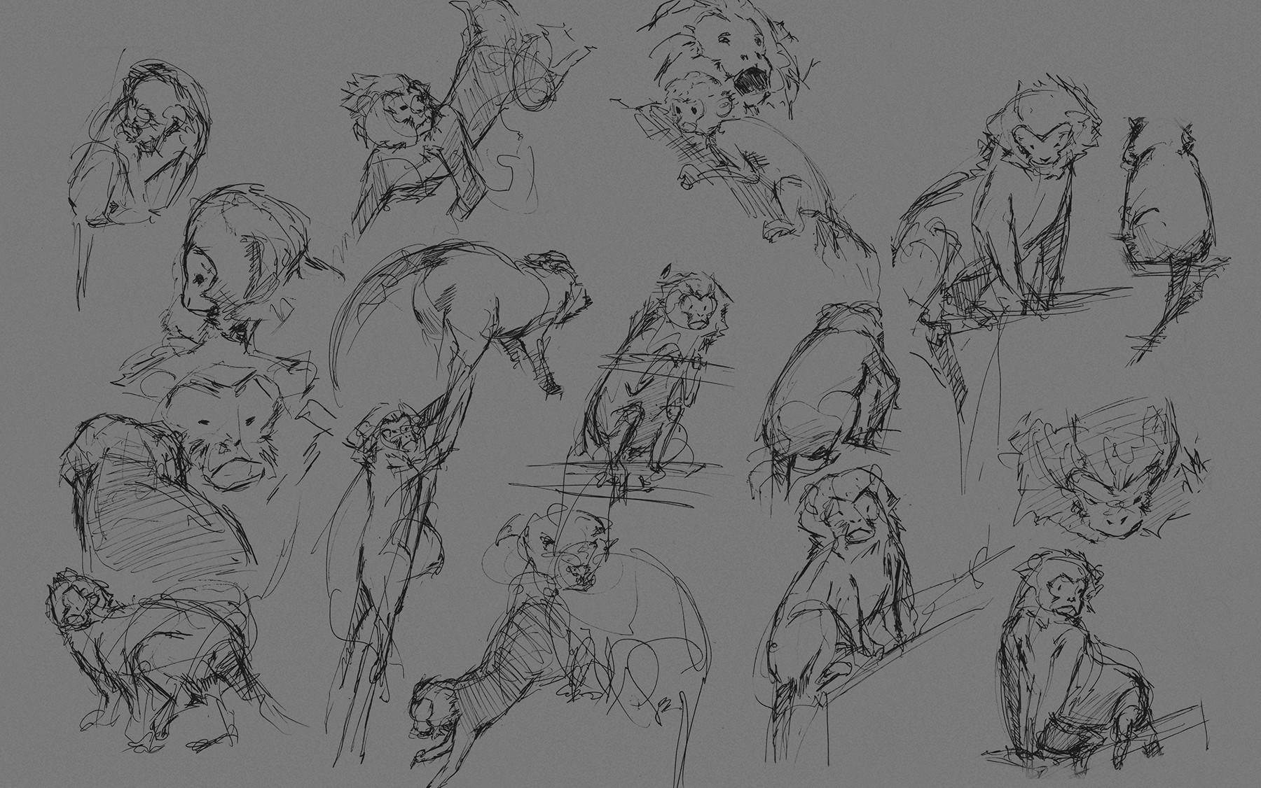 Josua rival sketch1