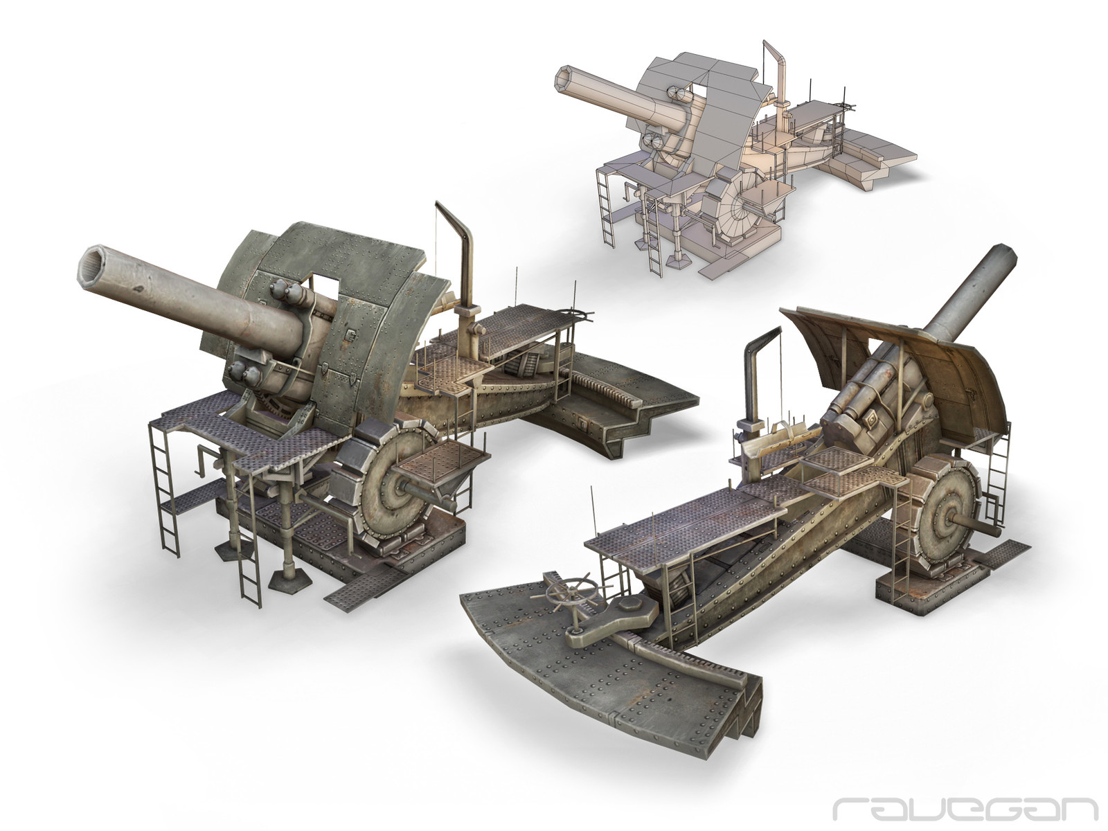 WW1 Vehicles