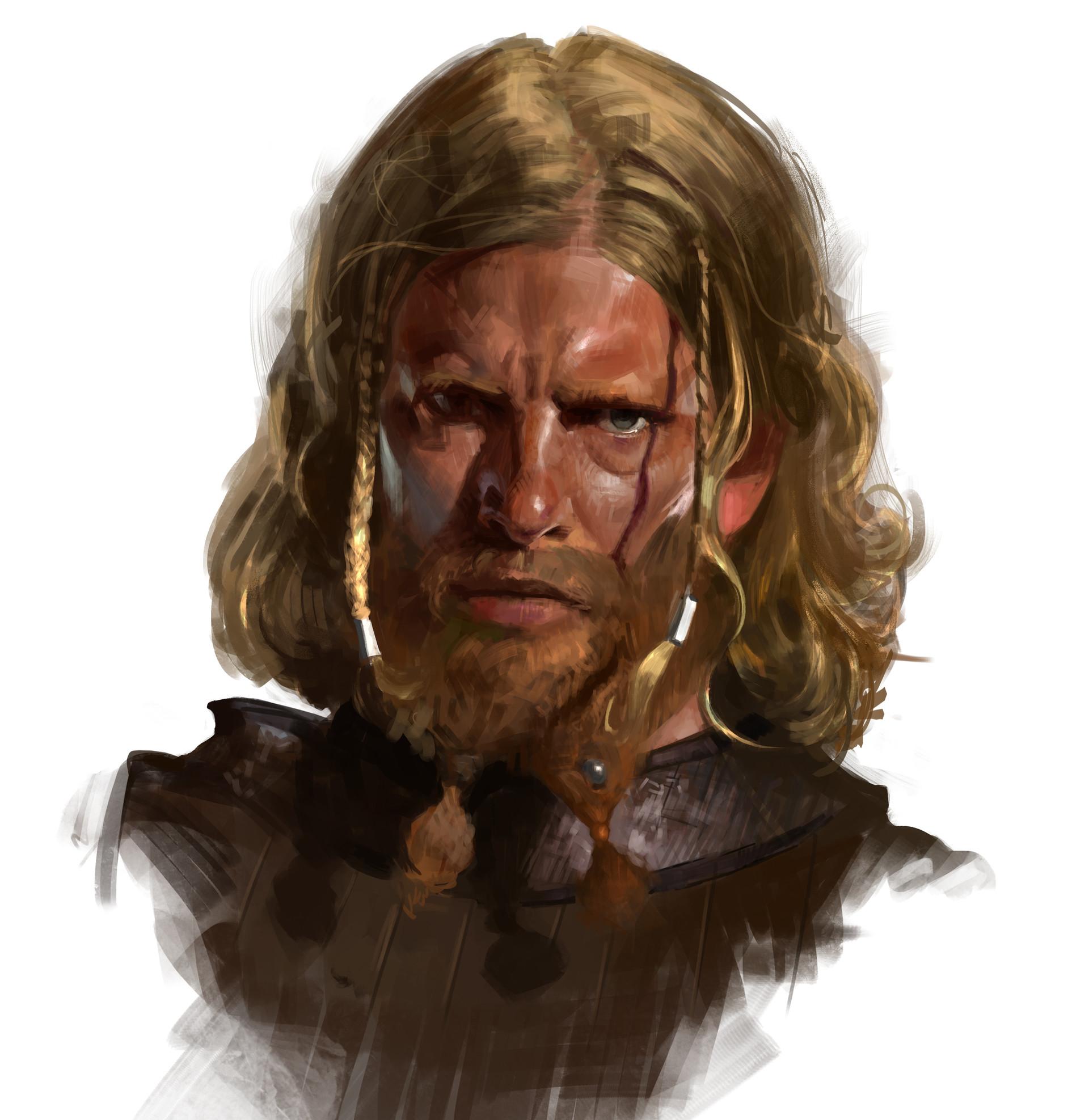 Nikolai karelin 005 sktch viking