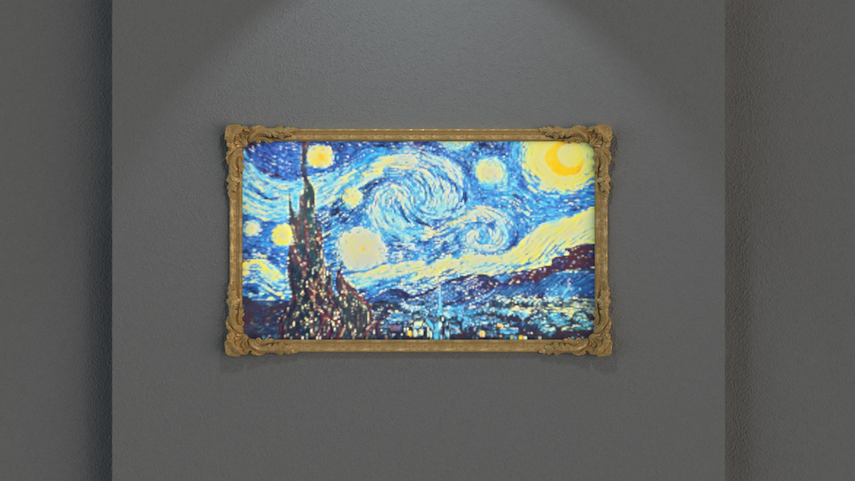 Gokhan dogan starry night 00000